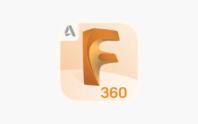"""Fusion 360, un essai gratuit pour les étudiants et """"hobbyist"""". Conditions"""